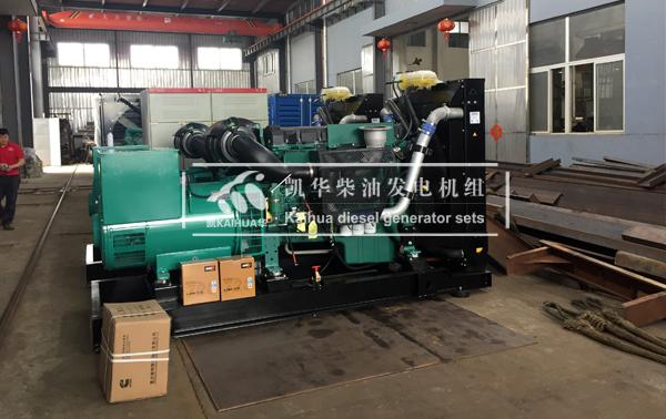 200kw进口沃尔沃柴油发电机组配置参数