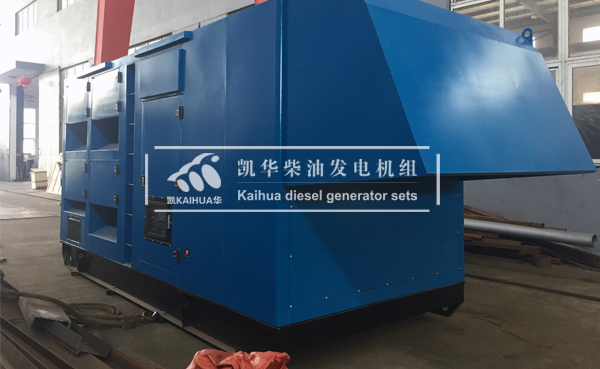 120kw燃气发电机组KH-120技术参数